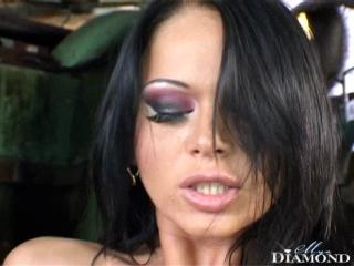 Кристина Белла с девушкой (Christina Bella lesbi)