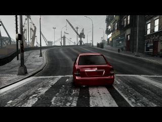 GTA 4 AVTOSH by HAMLET (Official Group)